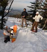 Ski- und Snowboarden - im schneesicheren Sankt Englmar